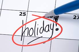Holiday Accrual Systems